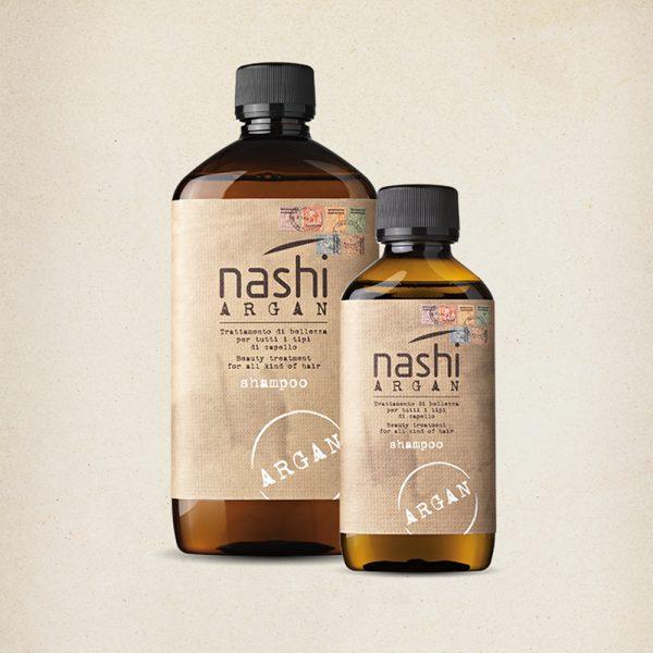 Shampoo Nashi Argan